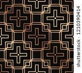 vector modern tiles pattern....   Shutterstock .eps vector #1210390414