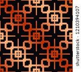 vector modern tiles pattern....   Shutterstock .eps vector #1210394107