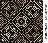 vector modern tiles pattern....   Shutterstock .eps vector #1210395904