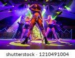 faro  portugal  31st august ...   Shutterstock . vector #1210491004