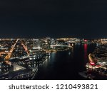 the baltimore inner harbor at... | Shutterstock . vector #1210493821