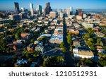 denver colorado downtown... | Shutterstock . vector #1210512931