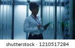 formal african american woman... | Shutterstock . vector #1210517284