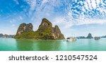 panorama of world natural... | Shutterstock . vector #1210547524