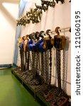 chain blocks | Shutterstock . vector #121060195