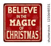 believe in the magic of... | Shutterstock .eps vector #1210648531