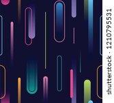 vector abstract seamless...   Shutterstock .eps vector #1210795531