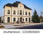 tokaj  hungary   september 01... | Shutterstock . vector #1210833604