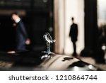 riga  september 2018   new... | Shutterstock . vector #1210864744