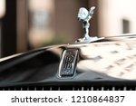 riga  september 2018   new... | Shutterstock . vector #1210864837