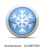 freezing | Shutterstock .eps vector #121087339