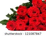 Stock photo roses 121087867