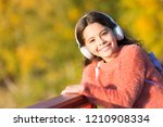 happy and carefree. happy girl... | Shutterstock . vector #1210908334