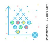 tactic   strategy   planning   | Shutterstock .eps vector #1210914394