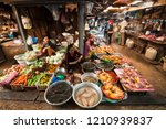 kampot  cambodia  asia  ...   Shutterstock . vector #1210939837