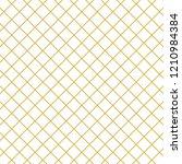Diamond Pattern With White...