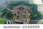 high altitude bird view picture ... | Shutterstock . vector #1211002354