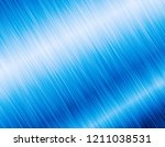 metal blue background or... | Shutterstock . vector #1211038531