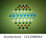ecology recycling concept. many ... | Shutterstock . vector #1211088064