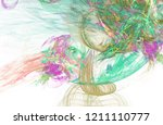 abstract background. digital... | Shutterstock . vector #1211110777