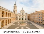 Square Of Loreto  Basilica...