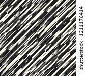 monochrome diagonal distorted... | Shutterstock .eps vector #1211176414