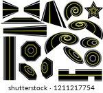 asphalt road black   Shutterstock .eps vector #1211217754
