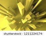 pillar block or shapre ... | Shutterstock . vector #1211224174
