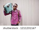 african american man in...   Shutterstock . vector #1211231167