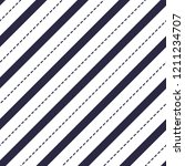 minimal lines vector seamless... | Shutterstock .eps vector #1211234707