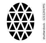 diamond solid vector icon | Shutterstock .eps vector #1211241991