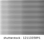 black and white line halftone... | Shutterstock .eps vector #1211335891