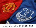 bangkok thailand  the logo of... | Shutterstock . vector #1211371237
