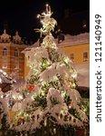 annaberg buchholz christmas...   Shutterstock . vector #121140949