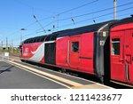 peterborough  cambridgeshire uk ... | Shutterstock . vector #1211423677