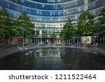 warsaw   poland   june 4th ... | Shutterstock . vector #1211522464