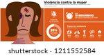 stop violence against women. 25 ...   Shutterstock .eps vector #1211552584