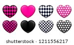 Heart Shaped Badges For Youth...