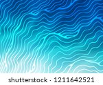 dark blue vector background... | Shutterstock .eps vector #1211642521