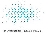 light blue vector backdrop with ...   Shutterstock .eps vector #1211644171