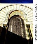 casablanca  morocco   december... | Shutterstock . vector #1211748277