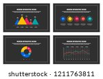 infographic design elements. | Shutterstock .eps vector #1211763811