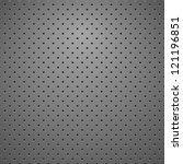 Metal Grid Background. Vector...