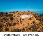 july 10  2018. los angeles ... | Shutterstock . vector #1211984107