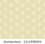 chinese traditional oriental... | Shutterstock .eps vector #1211998354