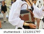 milan  italy   september 22 ...   Shutterstock . vector #1212011797