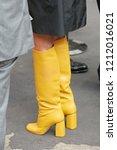 milan  italy   september 22 ...   Shutterstock . vector #1212016021