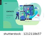business series  color 3  ... | Shutterstock .eps vector #1212118657