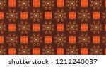 geometric art abstract design   Shutterstock . vector #1212240037