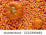 Big Pile Of Halloween Candy...